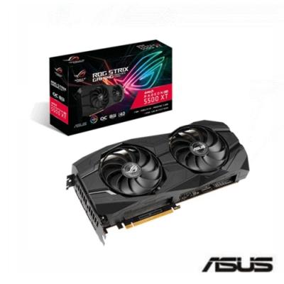 華碩 ASUS ROG Strix Radeon RX 5500XT OC版 8GB顯示卡