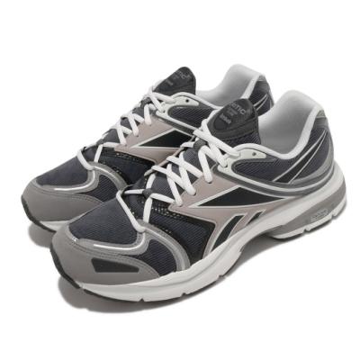 Reebok 慢跑鞋 Premier Road Plus 男鞋 輕量 透氣 舒適 避震 運動 反光 灰 白 H03124