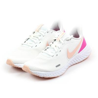 NIKE WMNS REVOLUTION 5 慢跑鞋-女 BQ3207-103