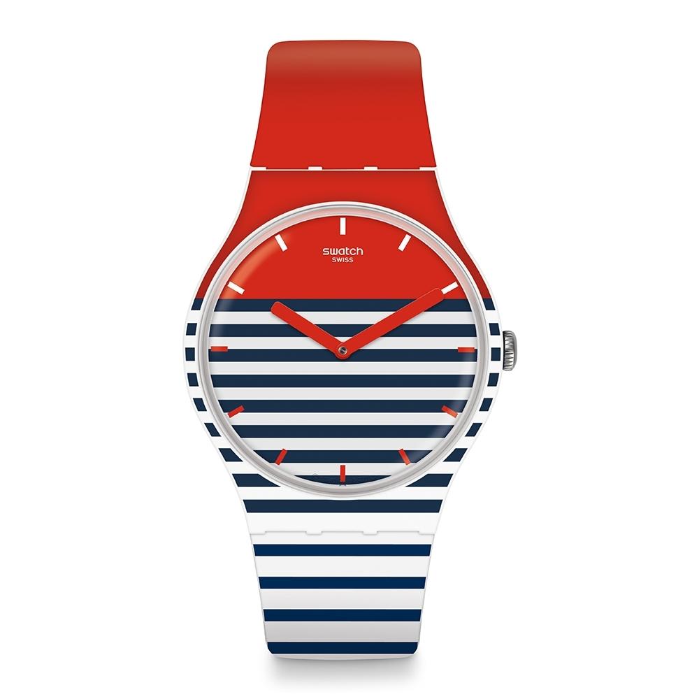 Swatch New Gent 原創系列手錶 MAGLIETTA -41mm