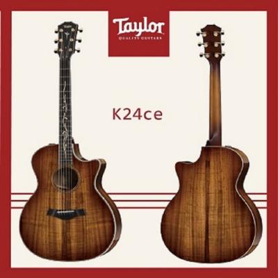 Taylor K24ce /美國知名品牌電木吉他/公司貨