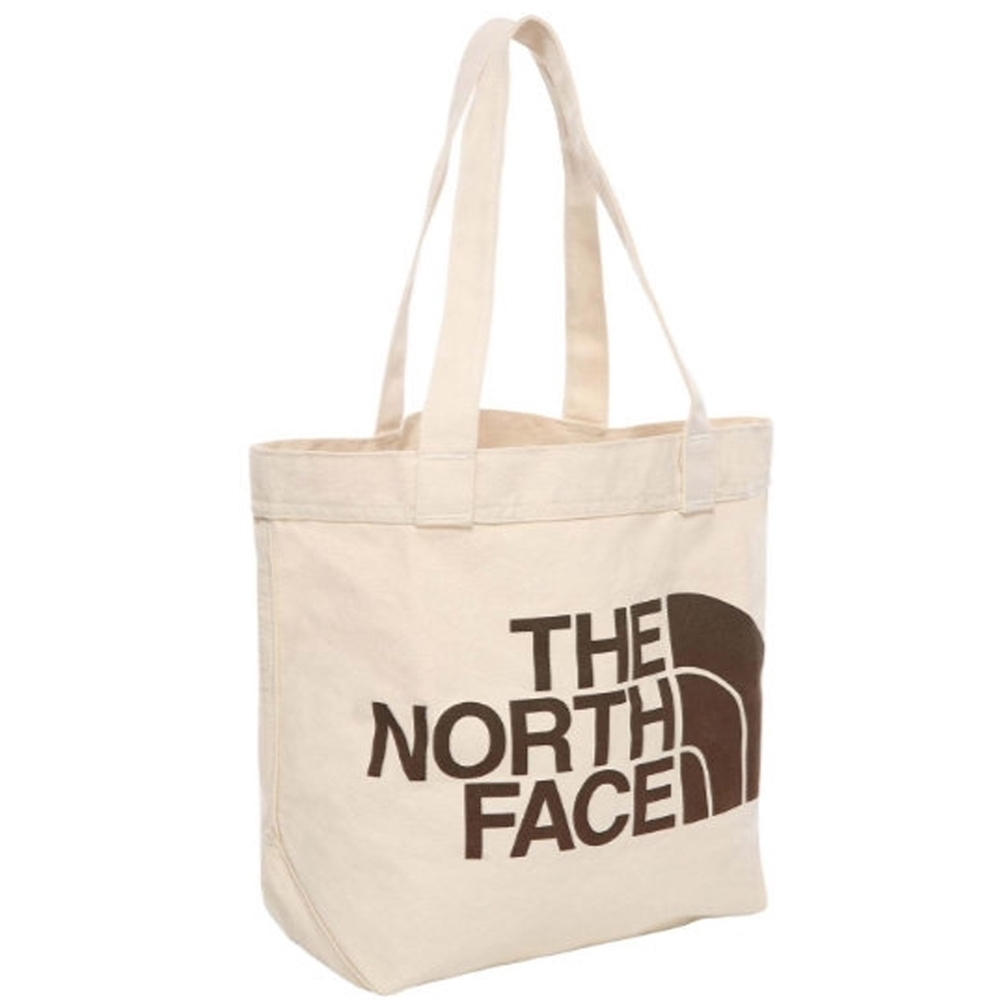 The North Face Utility Tote 帆布手提包 米白-NF0A3VWQR17 product image 1