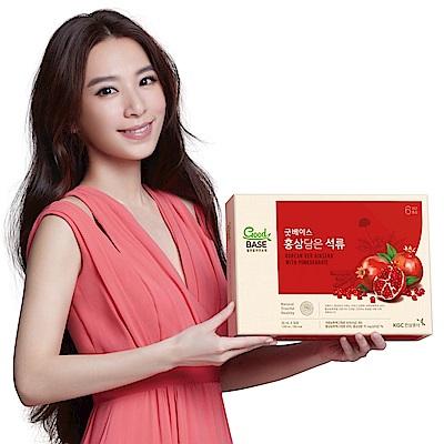 正官庄 高麗蔘紅石榴飲(30入/盒)x2盒