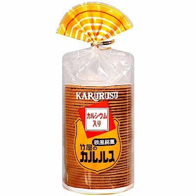 竹屋 卡路路斯薄煎餅(165g)