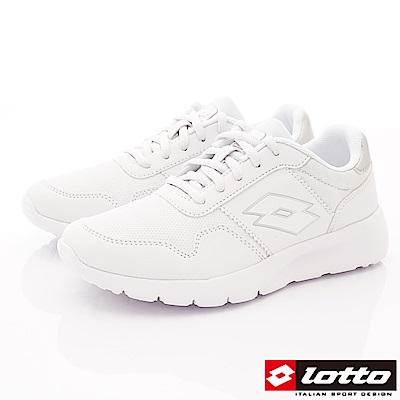 Lotto樂得-極致輕量跑鞋款-SE019白(女段)