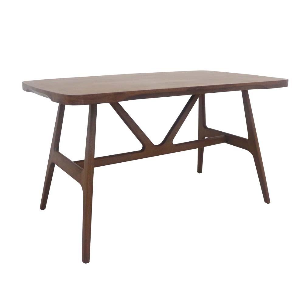 Boden-倫斯特4.5尺實木餐桌-135x80x76cm