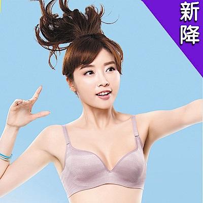 莎薇 SAVVY 21 好動Bra系列B-E罩杯內衣(可可膚)