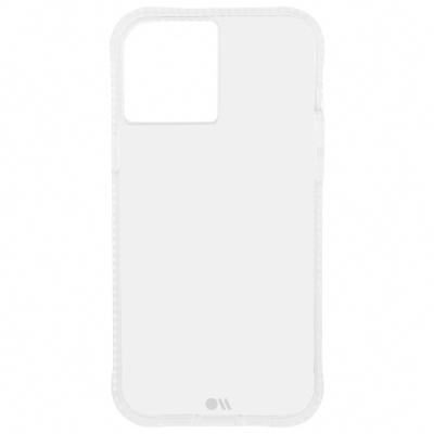 美國 Case-Mate iPhone 12 mini Tough Clear Plus 環保抗菌防摔加強版手機保護殼