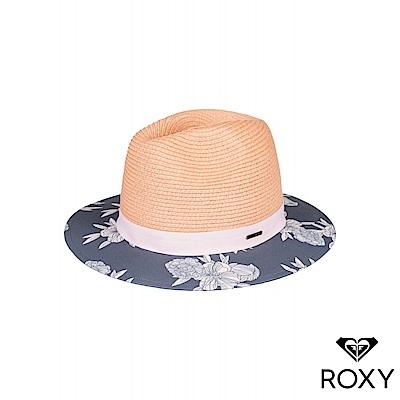 【ROXY】YOUHOU 印花草編帽