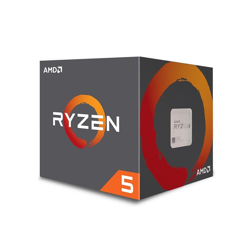AMD Ryzen 5 2600X 六核心處理器《3.6GHz/AM4》