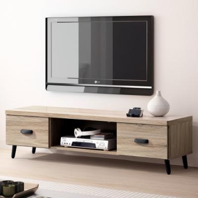 Homelike 法蘭克5尺電視櫃-147x40 x39cm