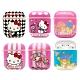 【正版授權】Sanrio三麗鷗 Hello Kitty/美樂蒂/雙子星 AirPods 專用 矽膠保護套 product thumbnail 1