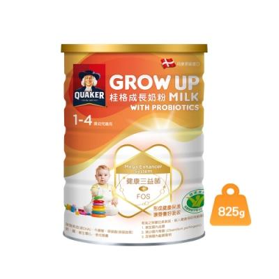 桂格 三益菌成長奶粉(825g)