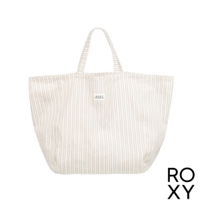 【ROXY】TIME IS NOW 包包 米色