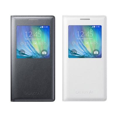 SAMSUNG Galaxy A5 S View 原廠透視感應皮套 (台灣公司貨)
