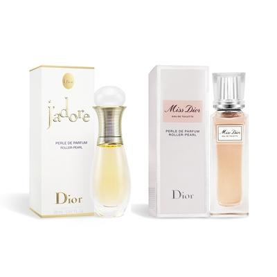 Dior 迪奧 J'adore 親吻香氛 /Miss Dior 親吻淡香水 20ml (兩款任選)(時時樂限定)