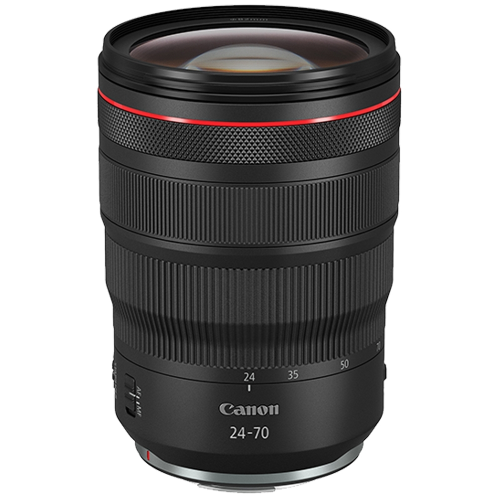 Canon RF 24-70mm F2.8L IS USM 變焦鏡頭(公司貨)