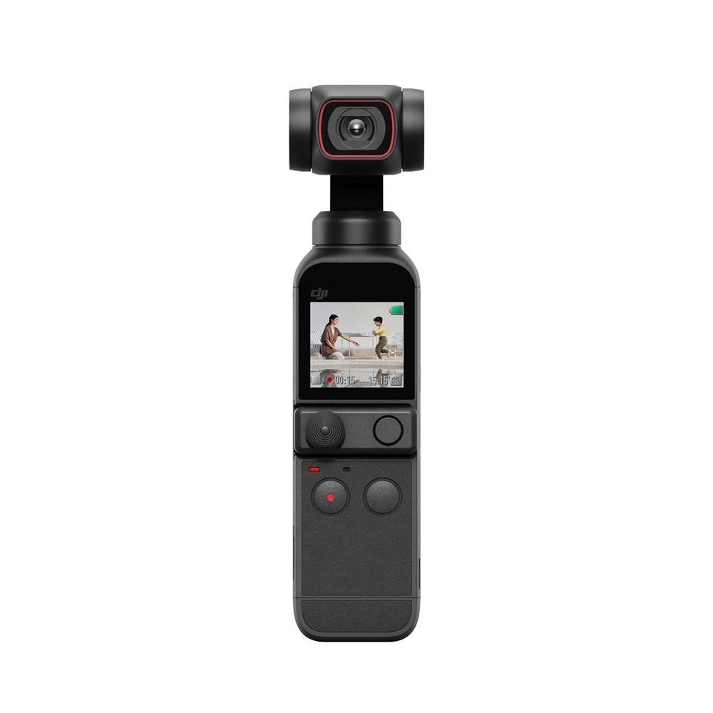 DJI Pocket 2 口袋三軸雲台相機-套裝版(先創公司貨)