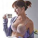 蕾黛絲-挺素面真水 D罩杯內衣(柔嫩粉)