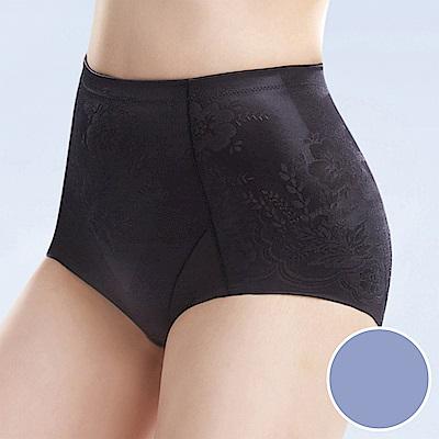 華歌爾-BABY HIP 64-82 修飾褲(藍)微翹臀