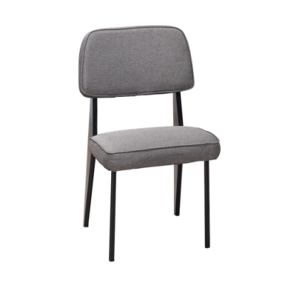 Boden-貝弗利工業風餐椅/單椅(兩色可選)