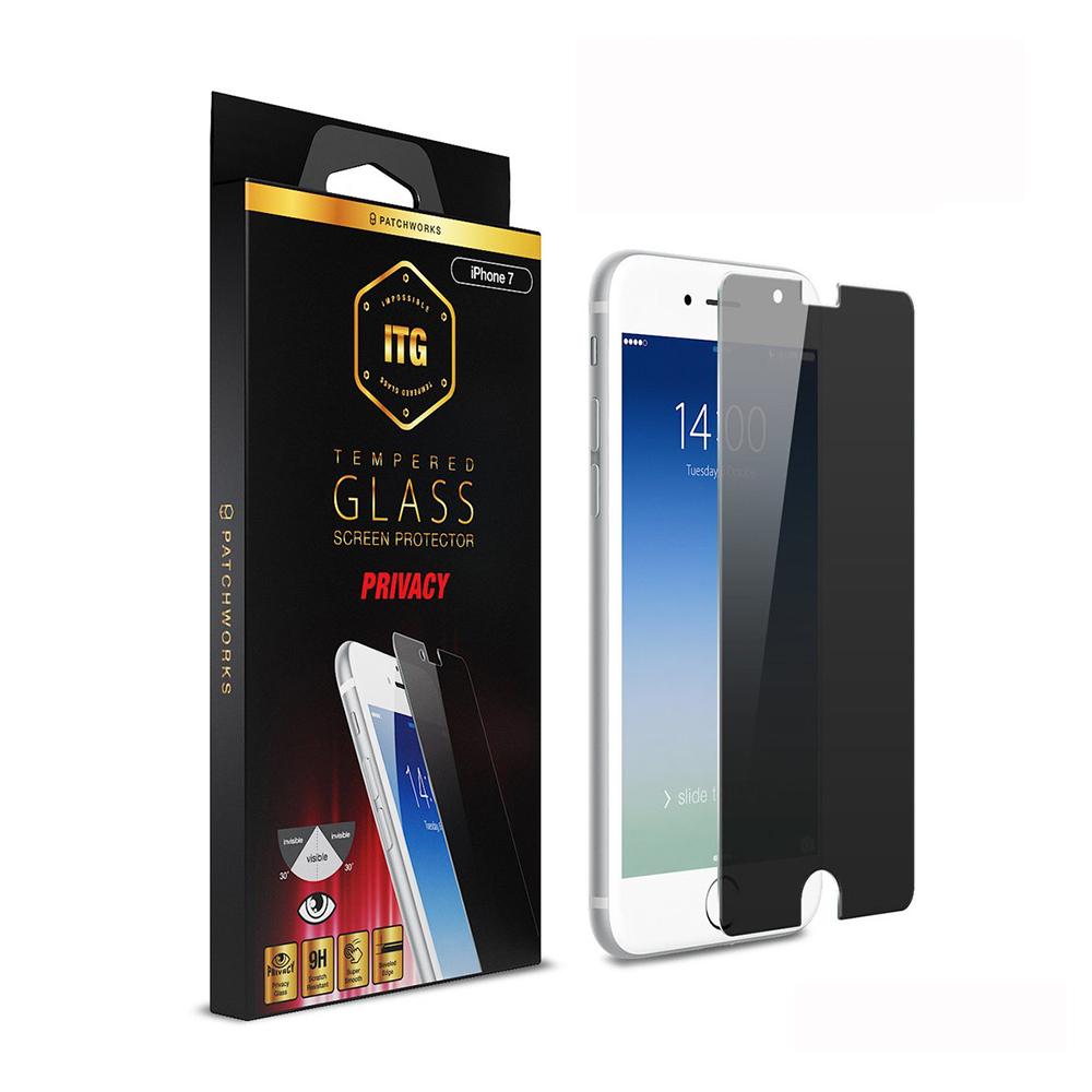 Patchworks iPhone 7/8 神奇防偷窺手機玻璃保護貼