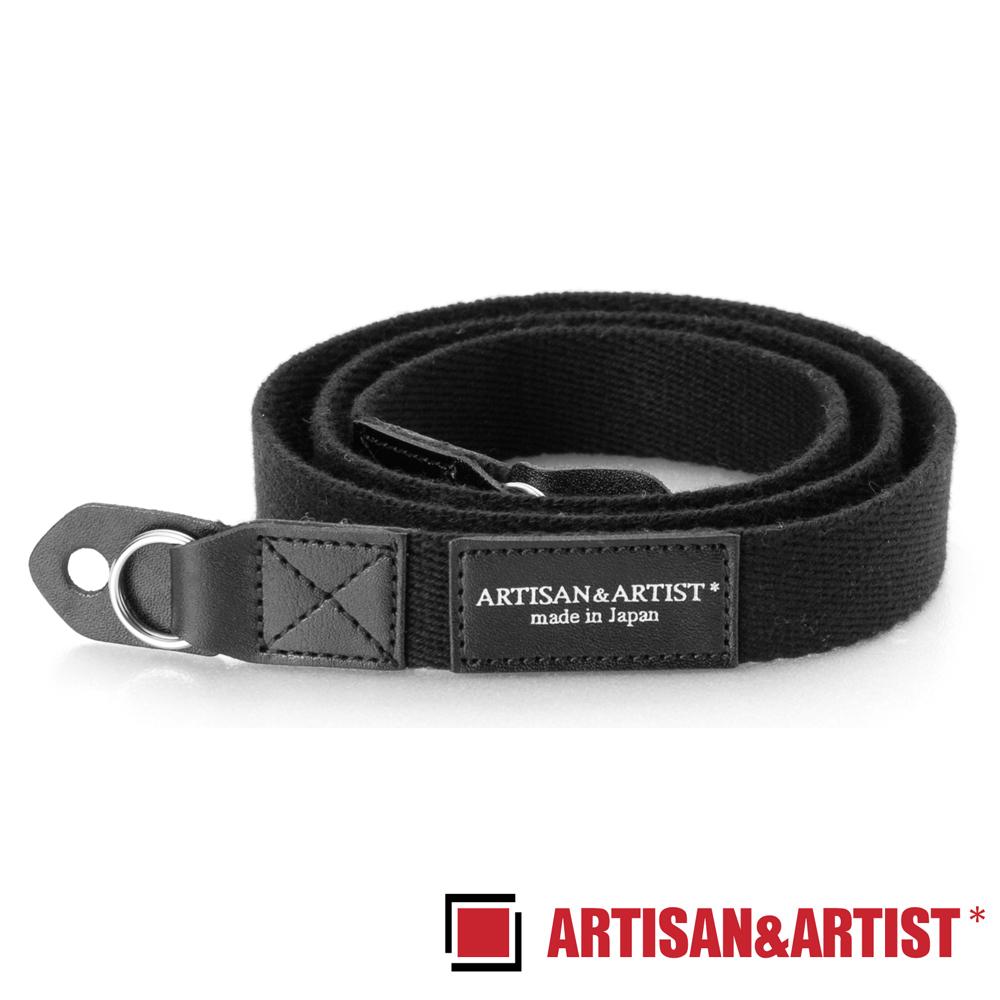 ARTISAN & ARTIST 經典款相機背帶 ACAM-102(黑)