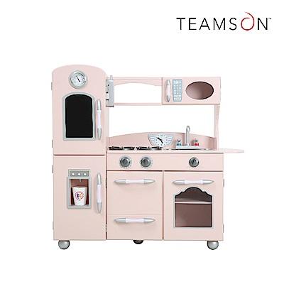 Teamson 奧蘭多北歐風木製廚房玩具(3色)
