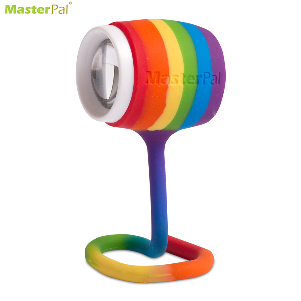 【MasterPal】Telego Light 隨身防水多功能LED燈 旗幟款