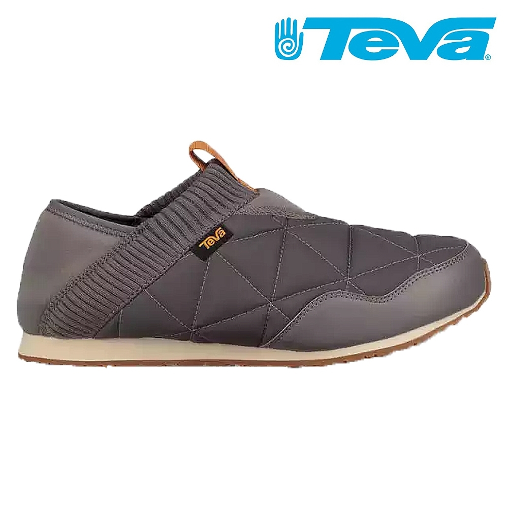 TEVA Ember Moc 男經典波羅麵包鞋 炭灰 TV1018226CLGY