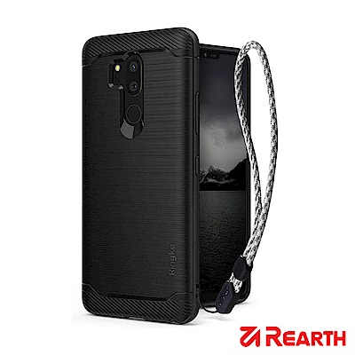 Rearth LG G7 ThinQ (ONYX)高質感保護殼