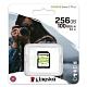 金士頓 KINGSTON SDS2 SDXC 100MB 256G U1 A1 記憶卡 product thumbnail 2