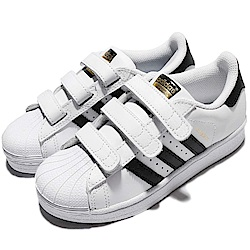 adidas 休閒鞋 Superstar 運動 童鞋