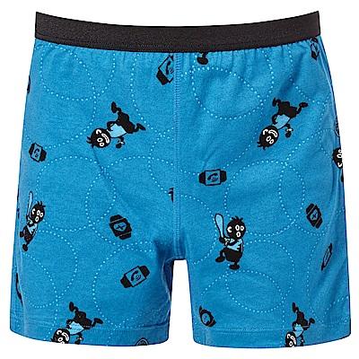 DADADO-小黑人 110-130 男童內褲(藍)品牌推薦