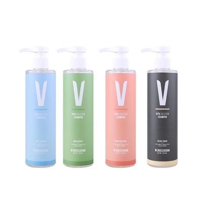 韓國W.Dressroom多麗絲 維他命香氛洗髮精300ml(香味任選)