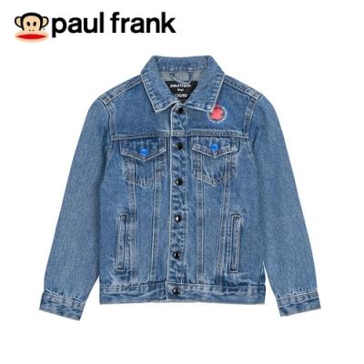 paul frank 勁酷牛仔長袖外套(童)