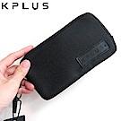 KPLUS 防潑水騎行小包Classic基本款(適用iPhone6/7/8/X)-黑