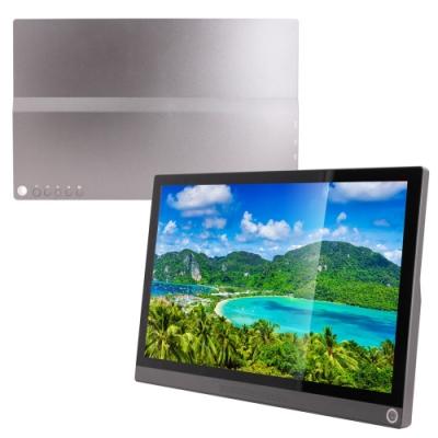 IS愛思 PLAYTV-T 15.6吋超薄觸控可攜式液晶螢幕