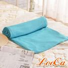 LooCa 法國防蹣防蚊透氣3-6cm床墊布套-單人3尺