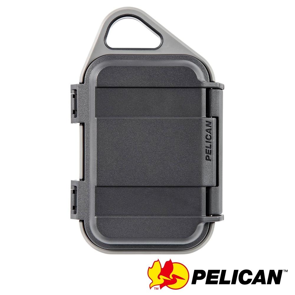 美國 PELICAN G10 GOCASE 微型防水氣密箱-(深灰)