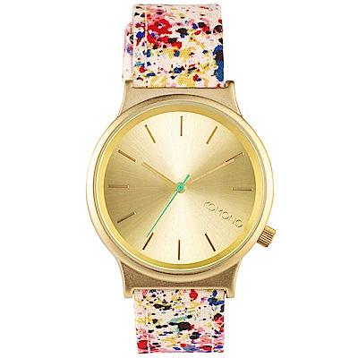 KOMONO Wizard Print 腕錶-表現主義/37mm