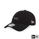 NEW ERA 9TWENTY 920 粉蠟筆系列 NYC 黑 棒球帽