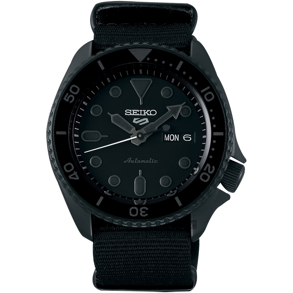 SEIKO 精工 5 Sports 系列機械錶(SRPD79K1)-42.5mm