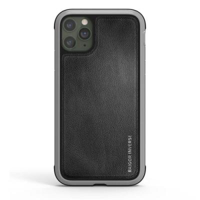 RAIGOR INVERSE奢華系列iPhone 11 Pro Max 真皮背蓋保護殼