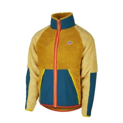 Nike 外套 NSW Fleece Jacket 休閒 男款