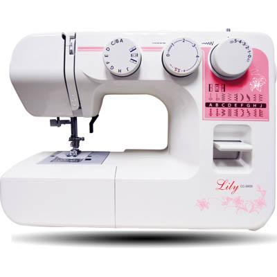 [福利品] 喜佳 NCC 百合 CC-9909 縫紉機