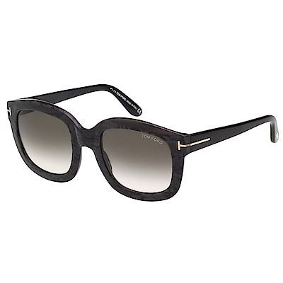 TOM FORD 大方面 太陽眼鏡-大理石色-TOM279