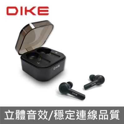 DIKE Fit真無線藍牙耳機麥克風 DEB521BK