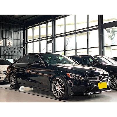 15/16 Mercedes-Benz C300 AMG(外匯車)