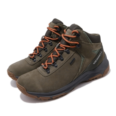 Merrell 戶外鞋 Erie Mid Waterproof 男鞋